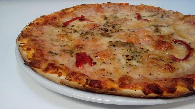 Pizzas-escalivada